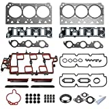 Vincos Head Gasket Set fits For 97-05 Buick Chevy Oldsmobile Pontiac 3.8L VIN 1 2 K HS9917PT