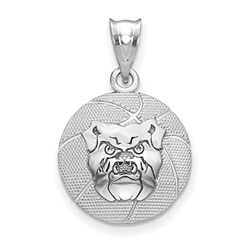 - Sterling Silver Butler University Basketball Pendant Indiana 16 mm 25 mm Pendants & Charms Jewelry