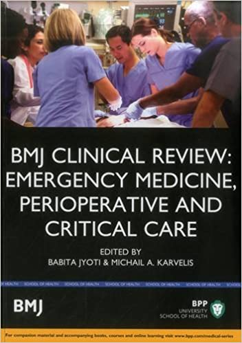 BMJ Clinical Review: Emergency Medicine, Perioperative and