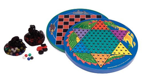 - Schylling Tin Chinese Checkers