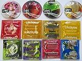 Flavored Condoms Sampler Pack
