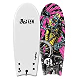 Catch Surf Beater PRO 54 Twin -Mad Huey - White