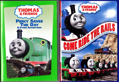 Come Ride the Rails , Percy Saves the Day : Thomas & Friends 2 Pack