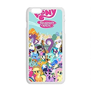 Cartoon little pony Cell Phone Case for iPhone plus 6