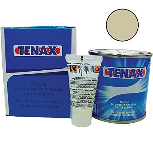 Tenax Travertine Filler -- Buff 125 ml. by Tenax