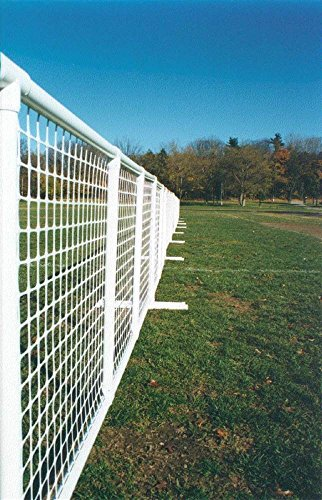 Fencing Outfield - Sportpanel Outfield & Special Event Fencing in White
