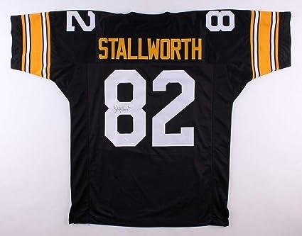 961912cbf92 John Stallworth Autographed Signed Steelers Jersey - JSA Certified ...