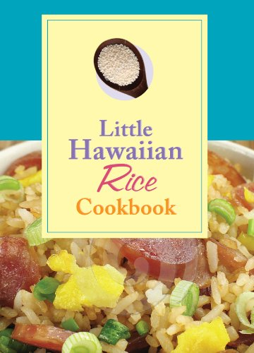 Little Hawaiian Rice Cookbook by Mutual Publishing