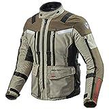FJT228 - 5220-L - Rev It Sand 3 Motorcycle Jacket L Sand Black