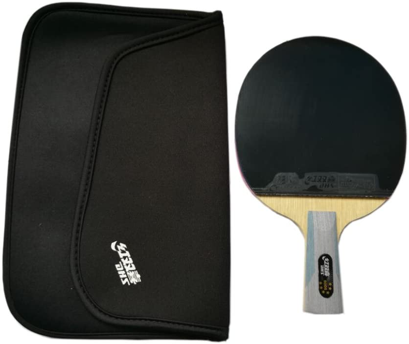 DHS 6006 New Series SUPERSTAR Table Tennis Racket Penhold
