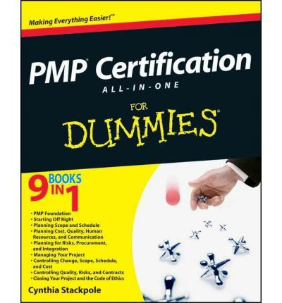 PMP Certification All-in-One Desk Reference For Dummies (For Dummies (Computers)) (Paperback) - Common