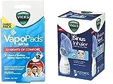 Vicks Personal Sinus Steam Inhaler (Inhaler with Vapo Pads)