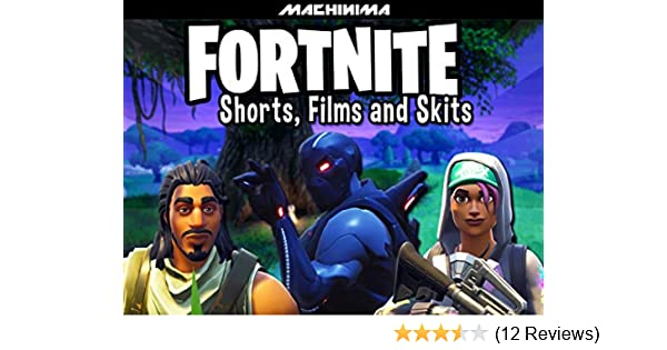 Amazon com: Watch Clip: Fortnite Adventures with Steve and