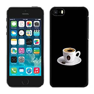 Espresso Coffee Cup Durable High Quality iPhone 5C Phone Case