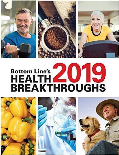 - Bottom Line's Health Breakthroughs 2019