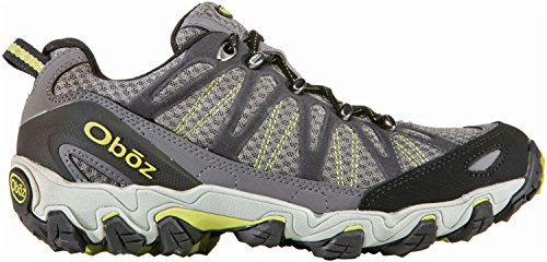Pictures of Oboz Men's Traverse Low Hiking Shoe Grey 4