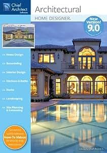 Chief Architect Architectural Home Designer 9.0  [Download] [OLD VERSION]