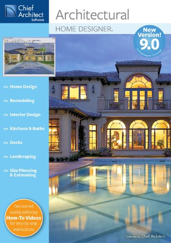 Chief Architect Architectural Home Designer 9.0  [Download] [OLD - Glasses Chooser