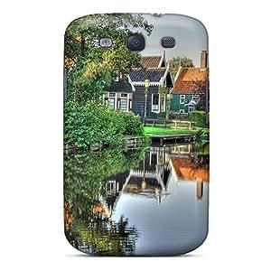 Cute pc Mwaerke The Nederls Case Cover For Galaxy S3