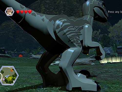Clip: Unlocking the Velociraptor - Maintenance Shed, Restoring Power (Jurassic Park) (Jeux Xbox)