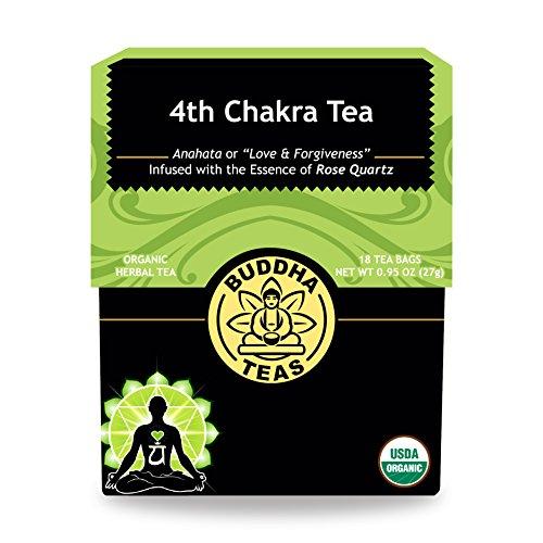 4th Chakra Tea Caffeine Free Bleach Free