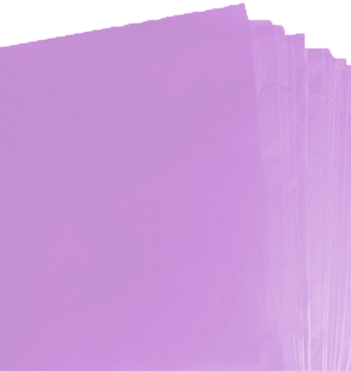 "LILAC Tissue Paper Sheets 50cm x 75cm 18gsm  20/"" x 30/"" Acid Free"
