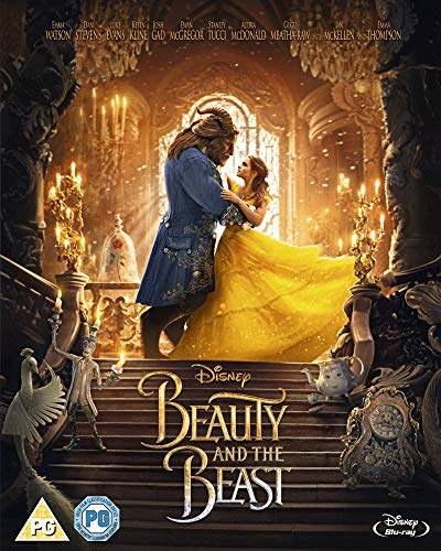 Beauty and The Beast (Live Action) [Blu-ray] [2017]