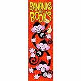 TREND ENTERPRISES INC. BANANAS FOR BOOKS MONKEY MISCHIEF (Set of 24)