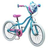 Schwinn Mist Girl's Bicycle, 20' Wheels, Light Blue