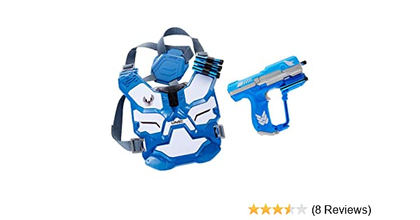 BoomCo HALO Spartan Assault Battle Armor Gear Set - BLUE