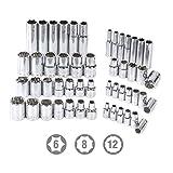 WORKPRO 450-Piece Mechanics Tool Set, Universal