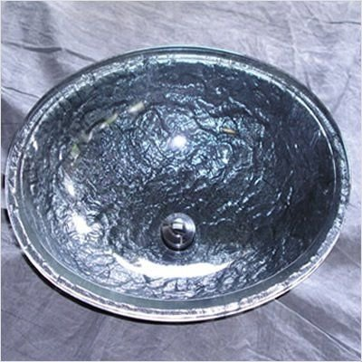 JSG Oceana 007 007 244 Bathroom Undermount, Steel Gray