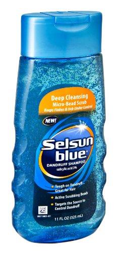 Selsun Bleu Deep Cleansing Micro-Bead Scrub Shampooing