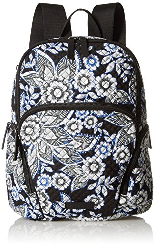 Vera Bradley Women's Hadley Backpack, Snow Lotus
