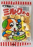 Iwamoto Millk Bolo 30 packages Japanese Famous Junk Food Snack Dagashi