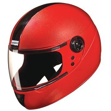 df7be744 Studds Chrome Elite 540 Helmet (Red, XS): Amazon.in: Car & Motorbike