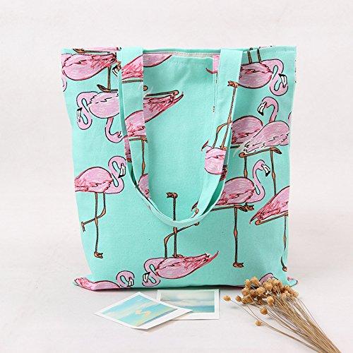 38cm Bag Bags 33 Student Calico Alger Summer Bags Shoulder a8ffzq