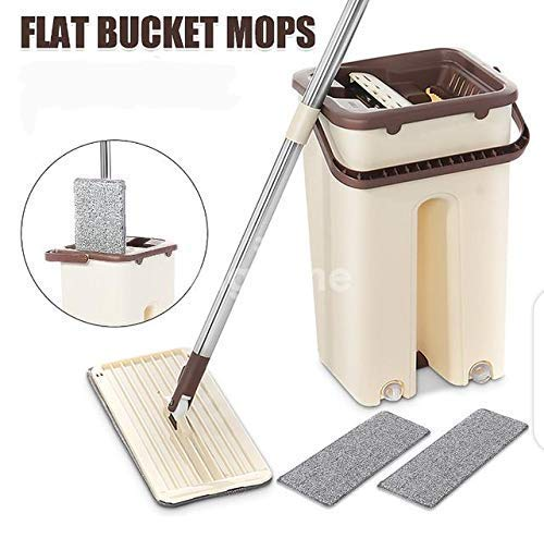 Best Mop with Bucket System with 360 degree Spin