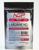 L-Arginine HCL Powder -100% Pure Base Powder (1lb) Review