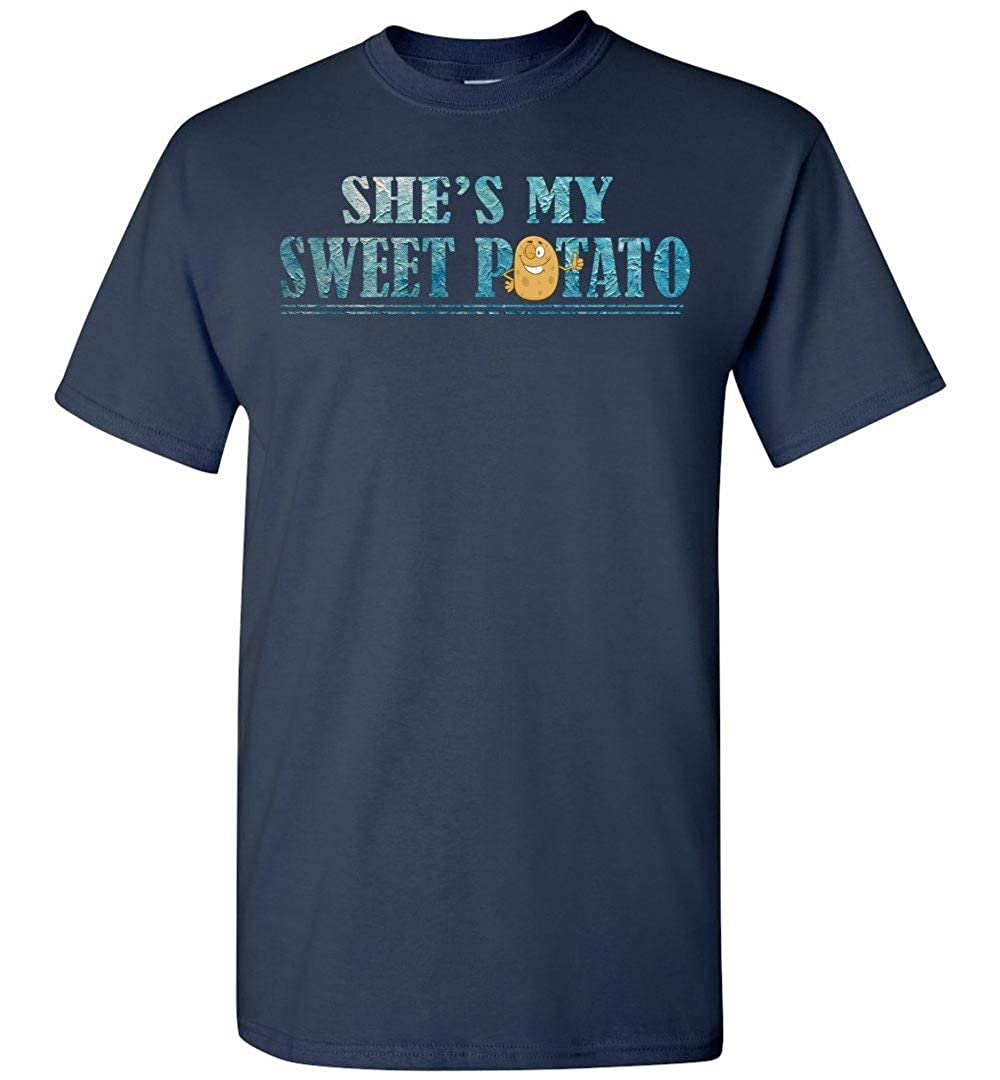 shopdoz Shes My Sweet Potato T-Shirt
