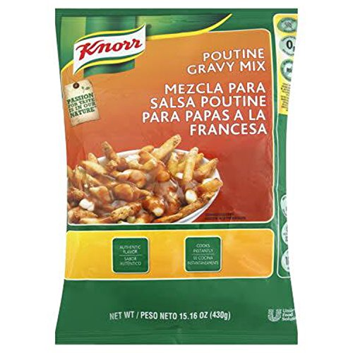 Knorr Gravy Mix Poutine 0.95 lbs, Pack of 6