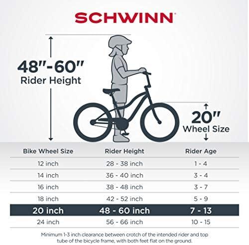 51sOhLKk6wL. AC  - Schwinn Elm Girls Bike for Toddlers and Kids