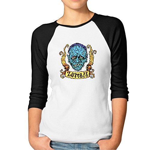 Women's Baseball Shirts Rob Zombie Halloween The Lords Of Salem Baseball Jersey]()