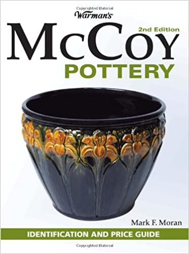 Warmans Mccoy Pottery Identification And Price Guide 2nd Edition