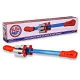 Blow Darts by Mighty Fun! Suction Cup Tipped Dart Bullseye Game.