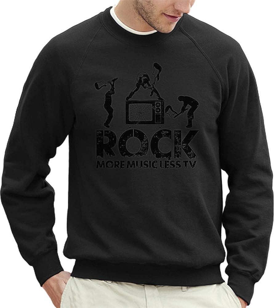 latostadora - Jersey Rock-More para Hombre y Mujer: Amazon.es: Ropa y accesorios