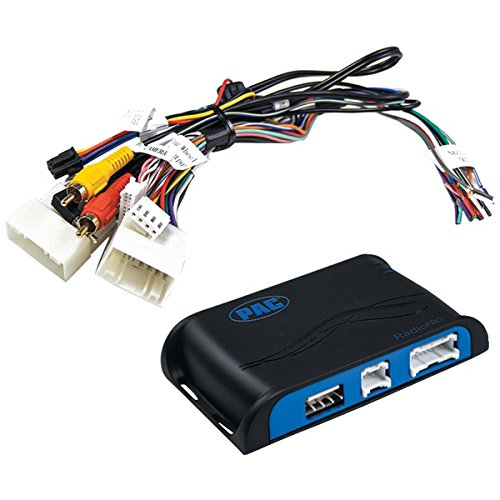 PAC RP4.2-HY11 All-in-One Radio Replacement & Steering Wheel Control Interface (For Select Hyundai(R) Vehicles) by PAC