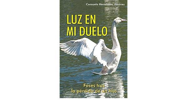 """Amazon.com: Luz en mi duelo: """"Fases tras la pérdida de un hijo"""" (Spanish Edition) eBook: Consuelo Hernández, Gonzalo Saiz: Kindle Store"""