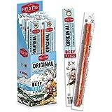 Field Trip All Natural Grass-Fed Beef Jerky, Original Sea Salt, 1 Ounce Sticks, 24 Count