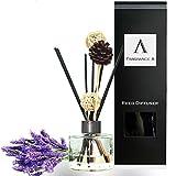 Fragrancea Reed Diffuser Set, Sweet Lavender, 3.4 fl oz